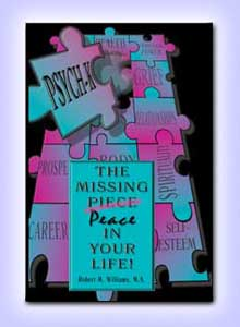 The Missing Piece - PSYCH-K is the application of profound principles which have shaken the roots of psychology, education, and human development. Using simple physics, biology, and neuro-linguistic programming (NLP), you can create your fate. This is the missing piece in th